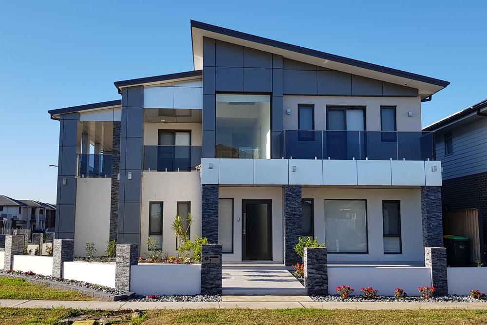 Exterior Building Development