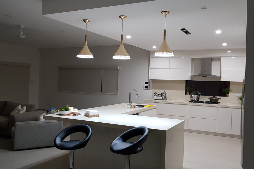 New Home Carnes Hill Kitchen