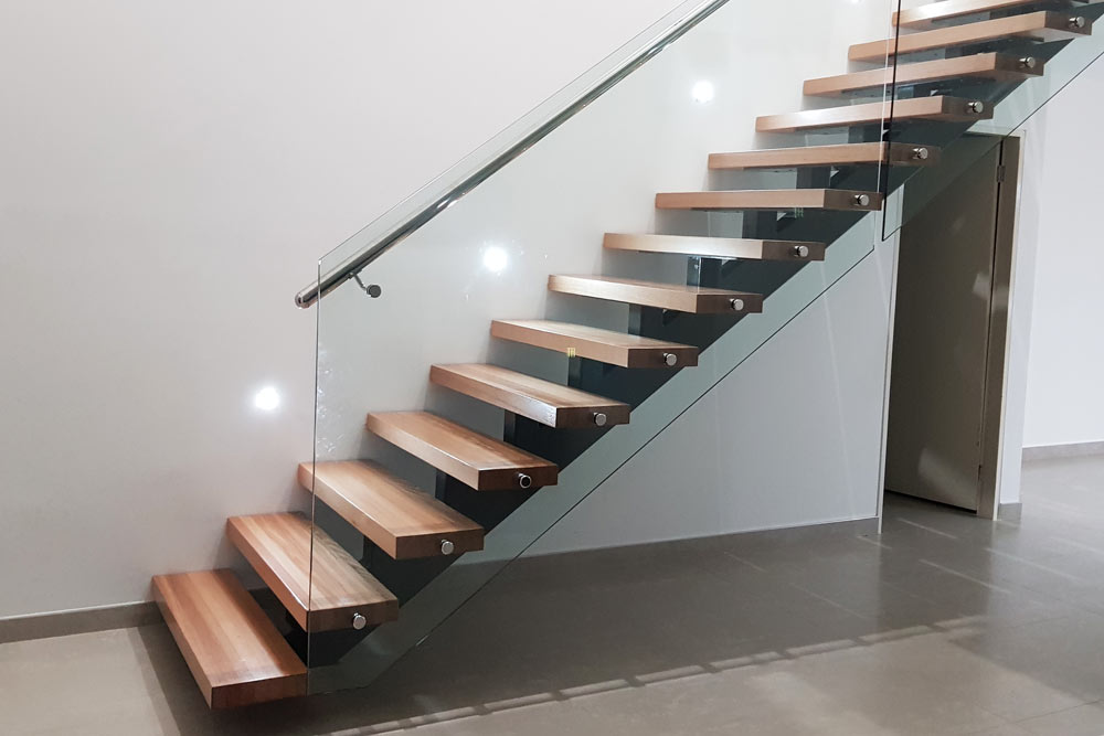 New Home Carnes Hill Stairs