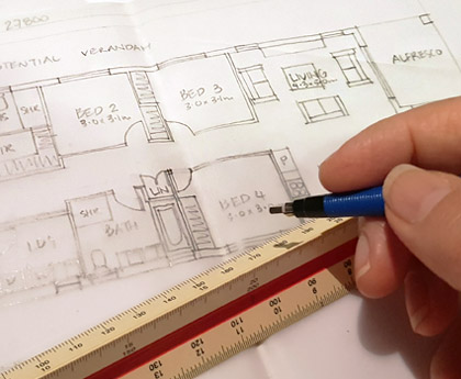 building design and drafting
